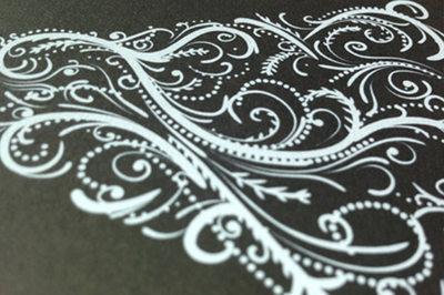 Impressió tinta blanca